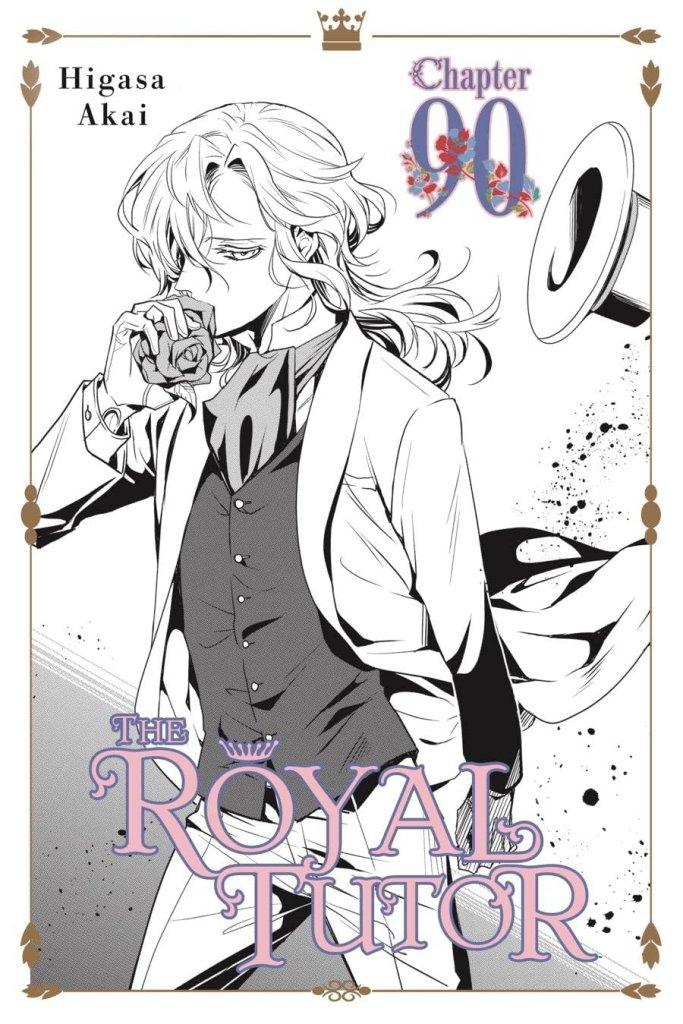 The Royal Tutor #90