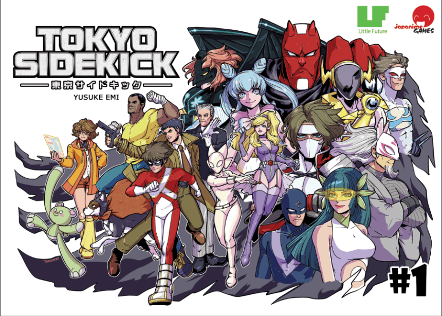 Tokyo Sidekick