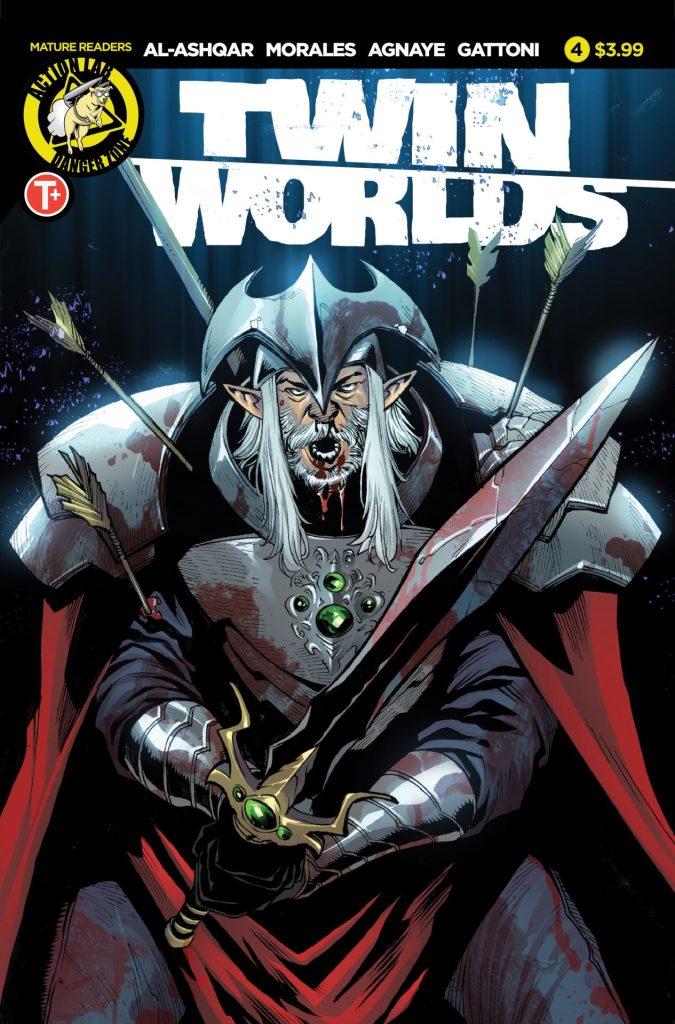 TWIN WORLDS #4