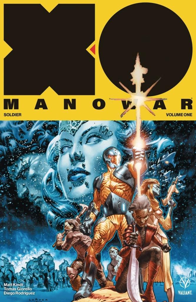 X-O Manowar: Soldier
