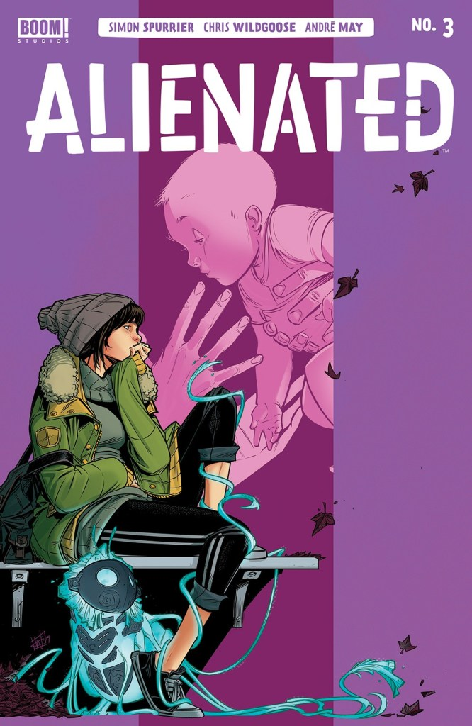 Alienated #3 (of 6)