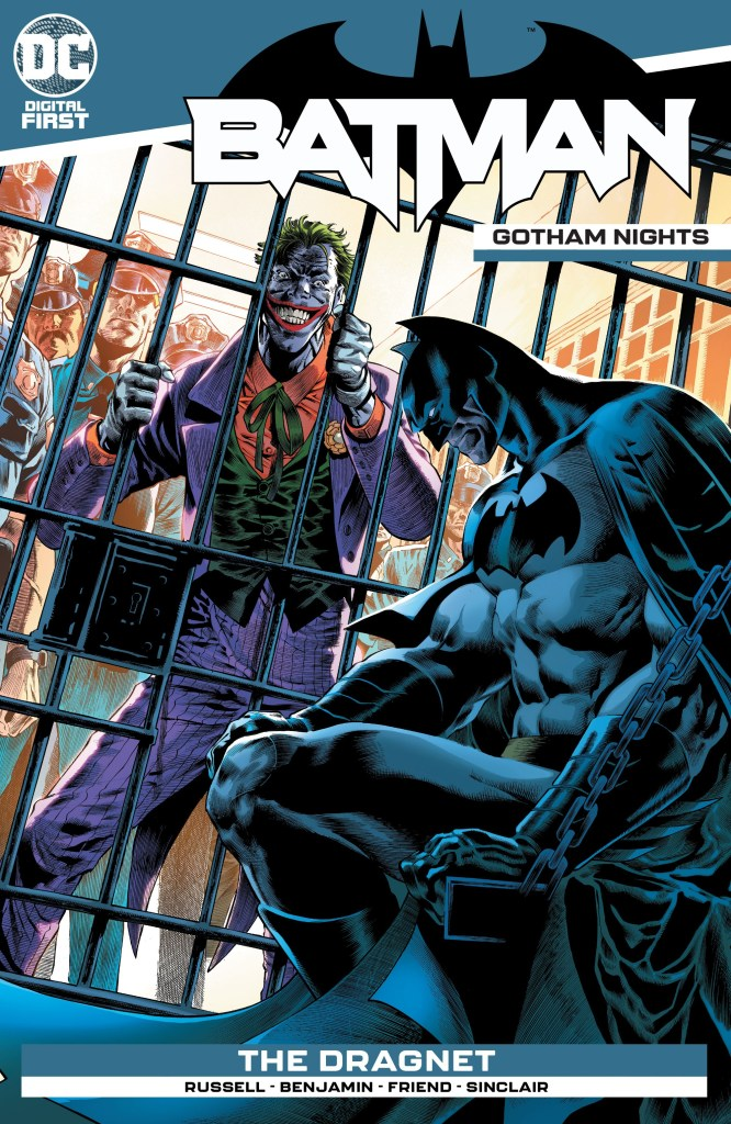 Batman: Gotham Nights #4