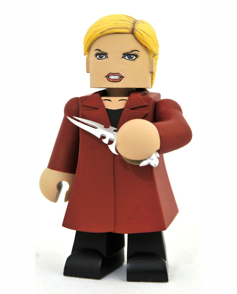 HCF 2020 Buffy the Vampire Slayer Vinimates Graduation Day Buffy Vinyl Figure