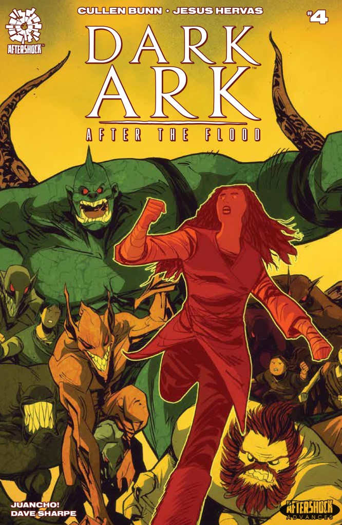 DARK ARK: AFTER THE FLOOD #4