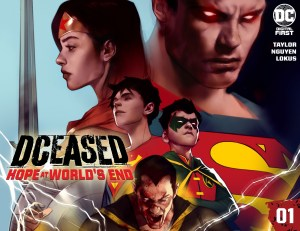 DCeased: Hope at World's End #1