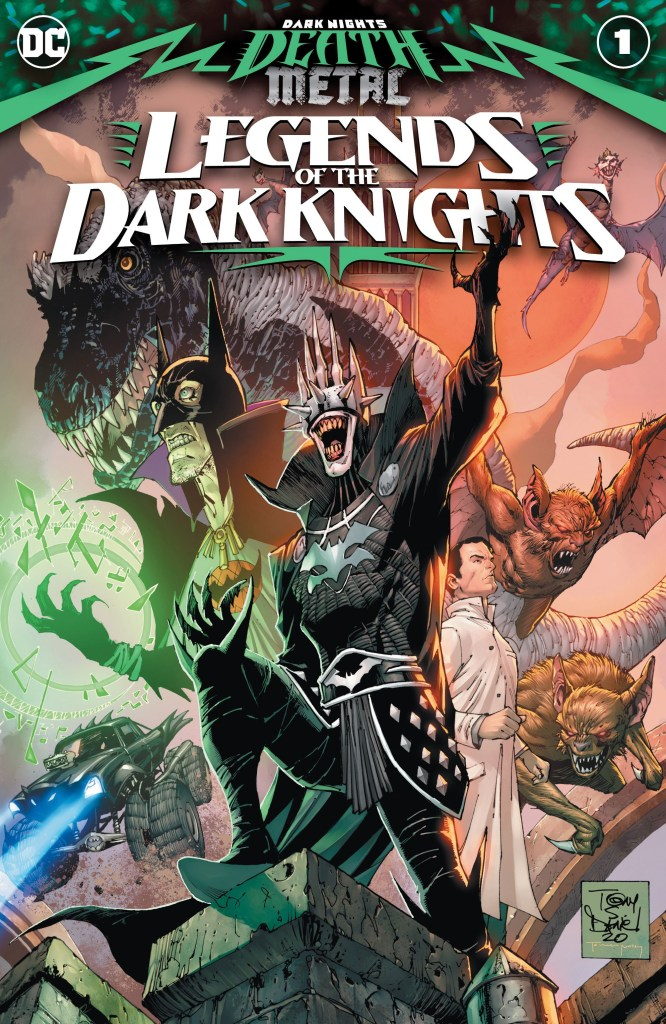 Dark Nights: Death Metal - Legends of the Dark Nights