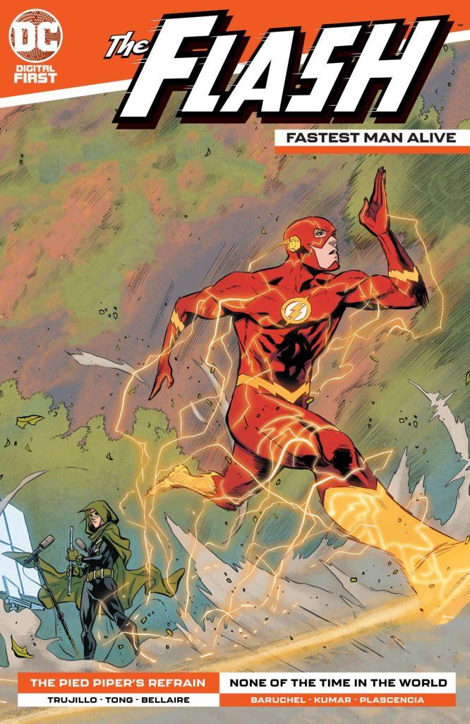 The Flash: Fastest Man Alive #7