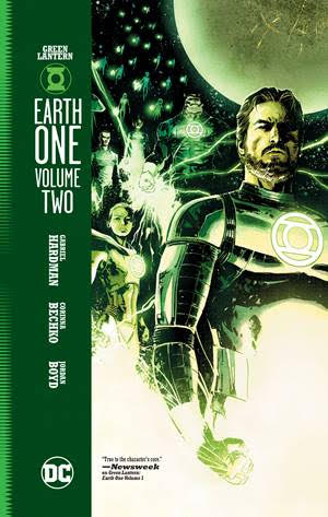 Green Lantern Earth One Volume Two