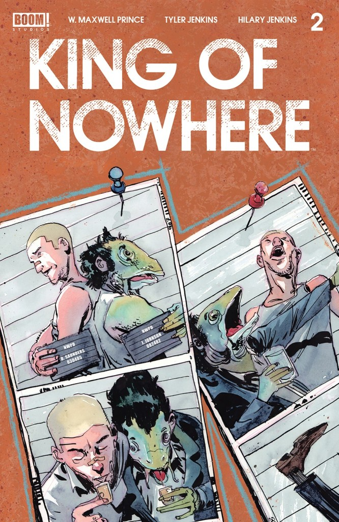 King of Nowhere #2 (of 5)
