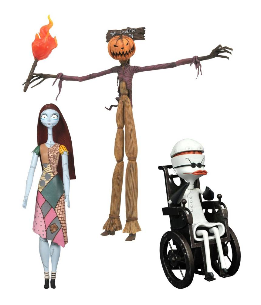 Nightmare Before Christmas Best Of Series 2 Action Figures Asst.