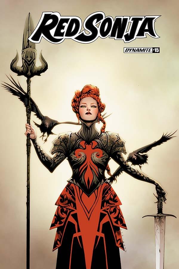 Red Sonja (Vol. 5) #15
