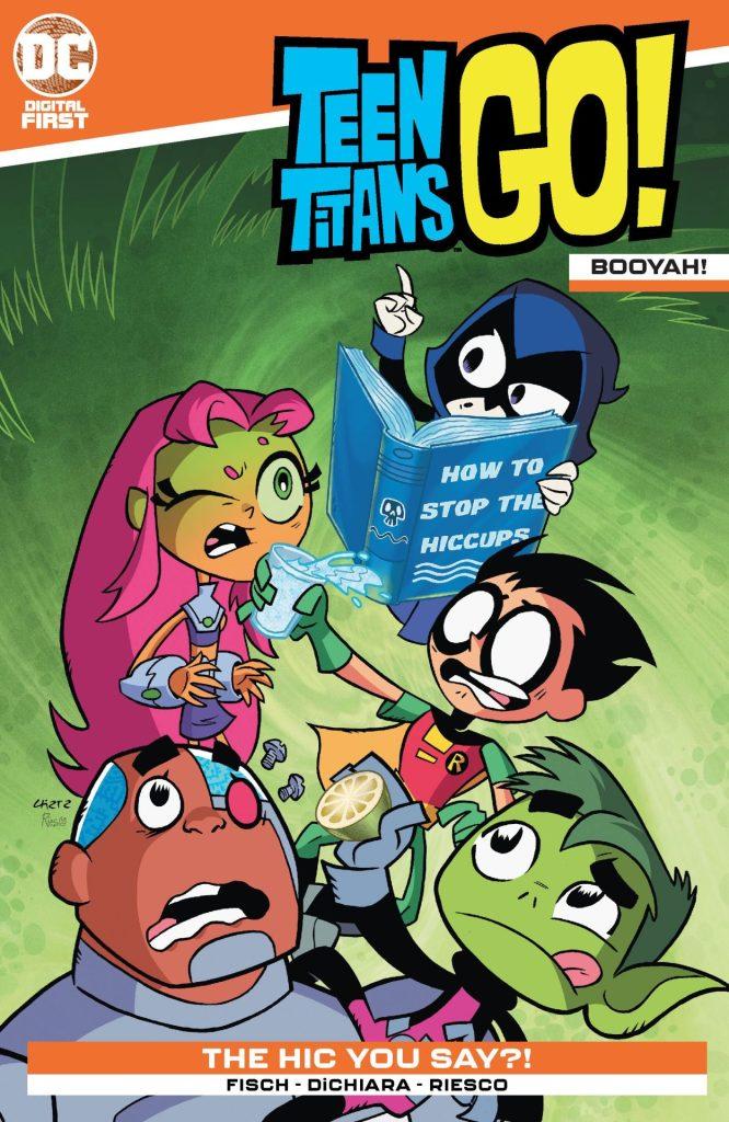 Teen Titans Go! Booyah #1