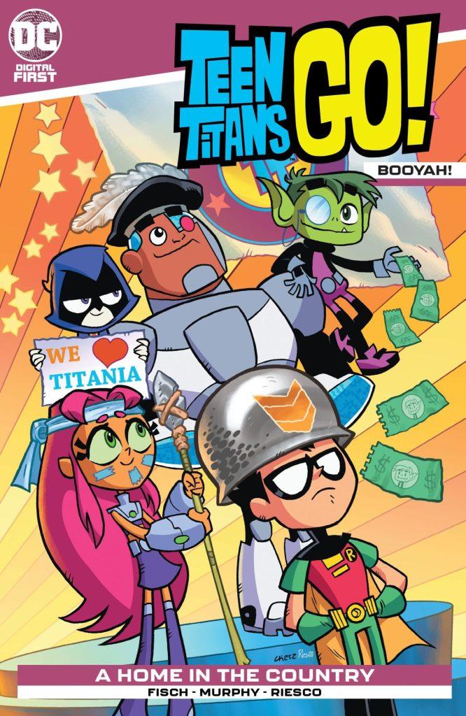 Teen Titans Go! Booyah #2