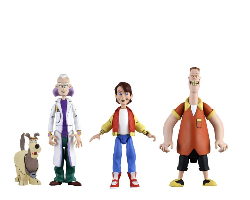 "Back to the Future  - 6"" Scale Action Figure - Toony Classics Assortment"