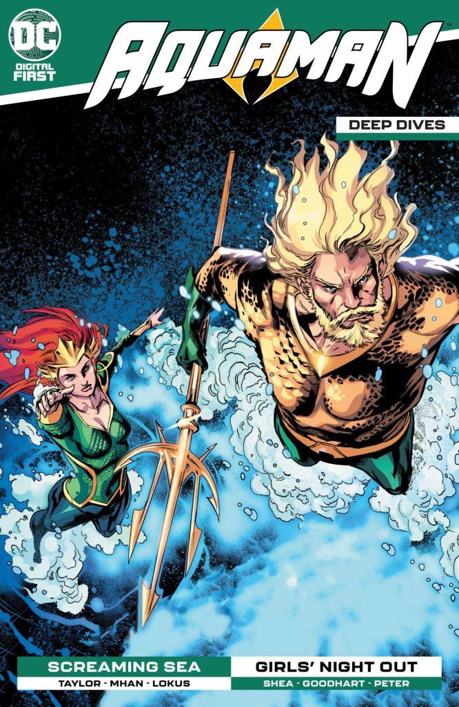 Aquaman: Deep Dives #9