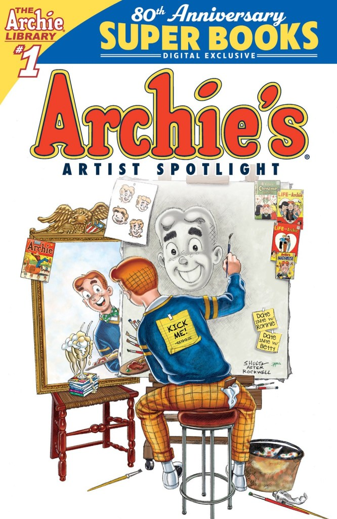 ARCHIE COMICS 80th ANNIVERSARY PRESENTS: ARCHIE ARTIST SPOTLIGHT