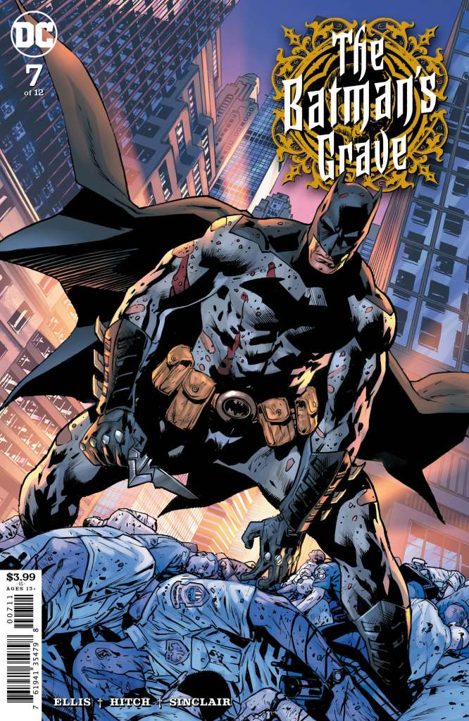 The Batman's Grave #7 (of 12)