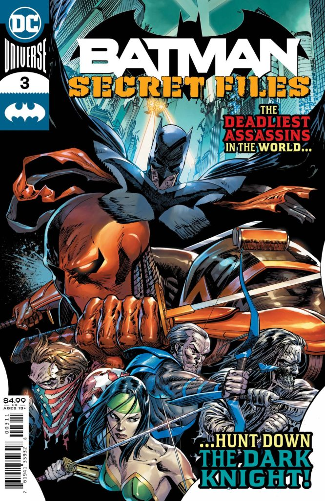 Batman: Secret Files #3