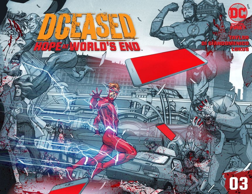 DCeased: Hope at World's End Chapter Three
