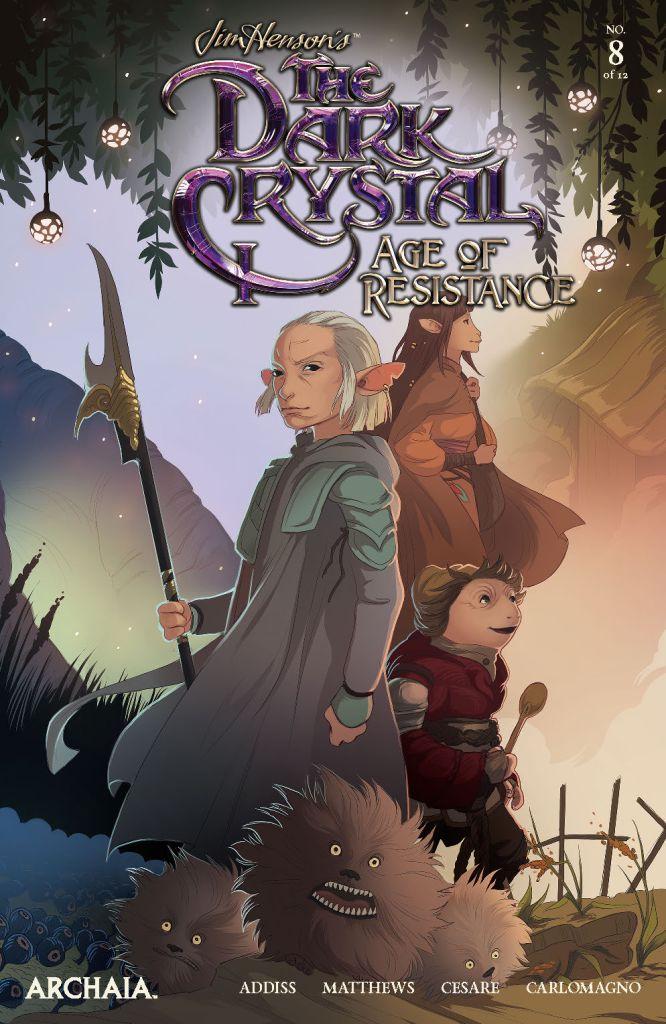 Jim Henson's The Dark Crystal: Age Of Resistance #8