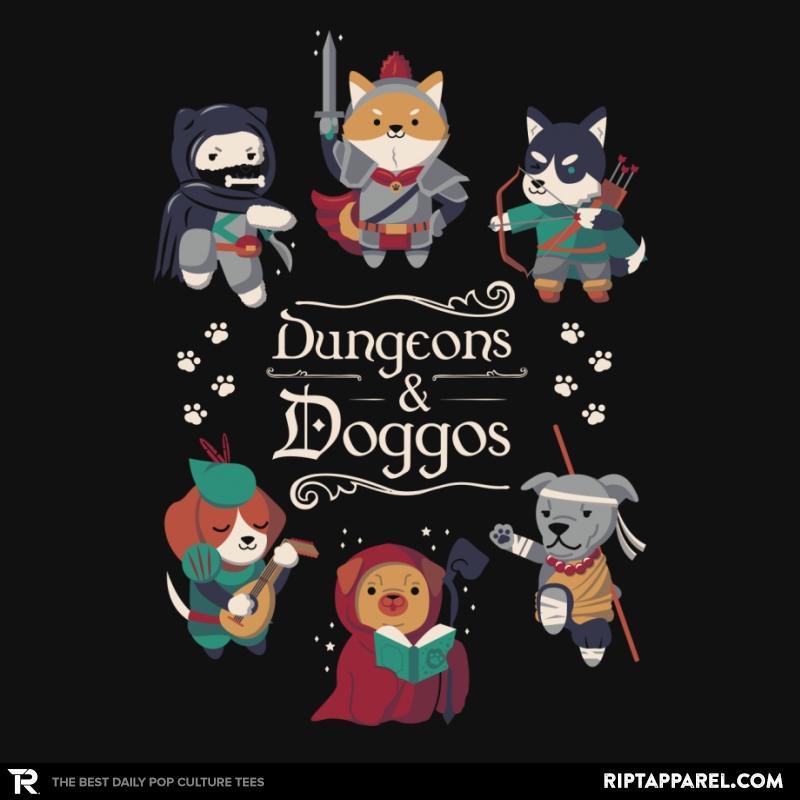 Dungeons & Doggos