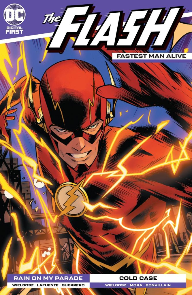 The Flash: Fastest Man Alive #8