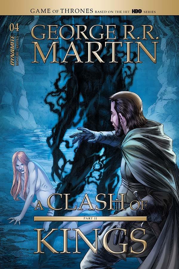 George R. R. Martin's A Clash of Kings (Vol. 2) #4