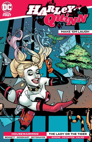 Harley Quinn Make 'Em Laugh #2