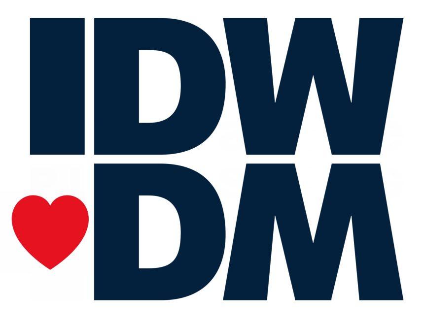 IDW Publishing hearts DM