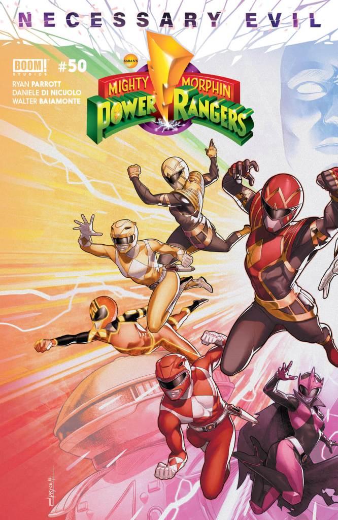 Mighty Morphin Power Rangers #50