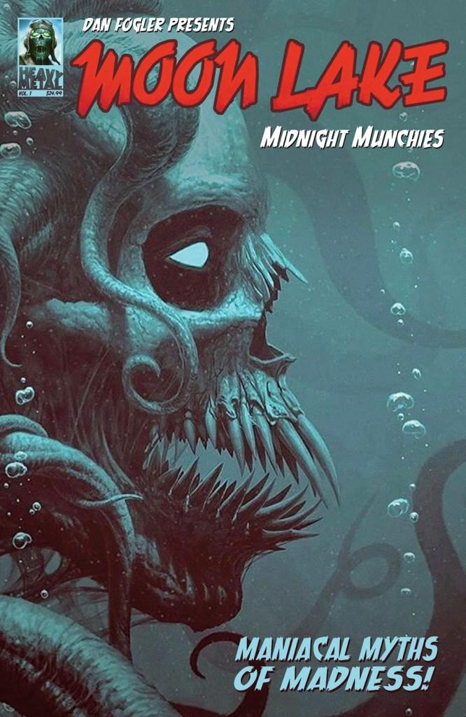 MOON LAKE: MIDNIGHT MUNCHIES