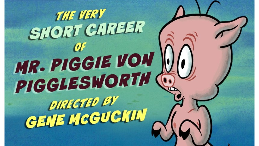 Mr. Pigglesworth