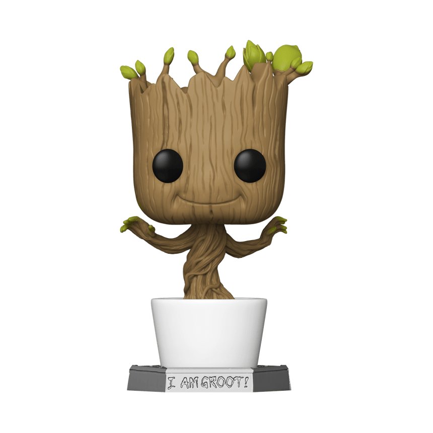 Pop! Marvel: Guardians of the Galaxy Groot
