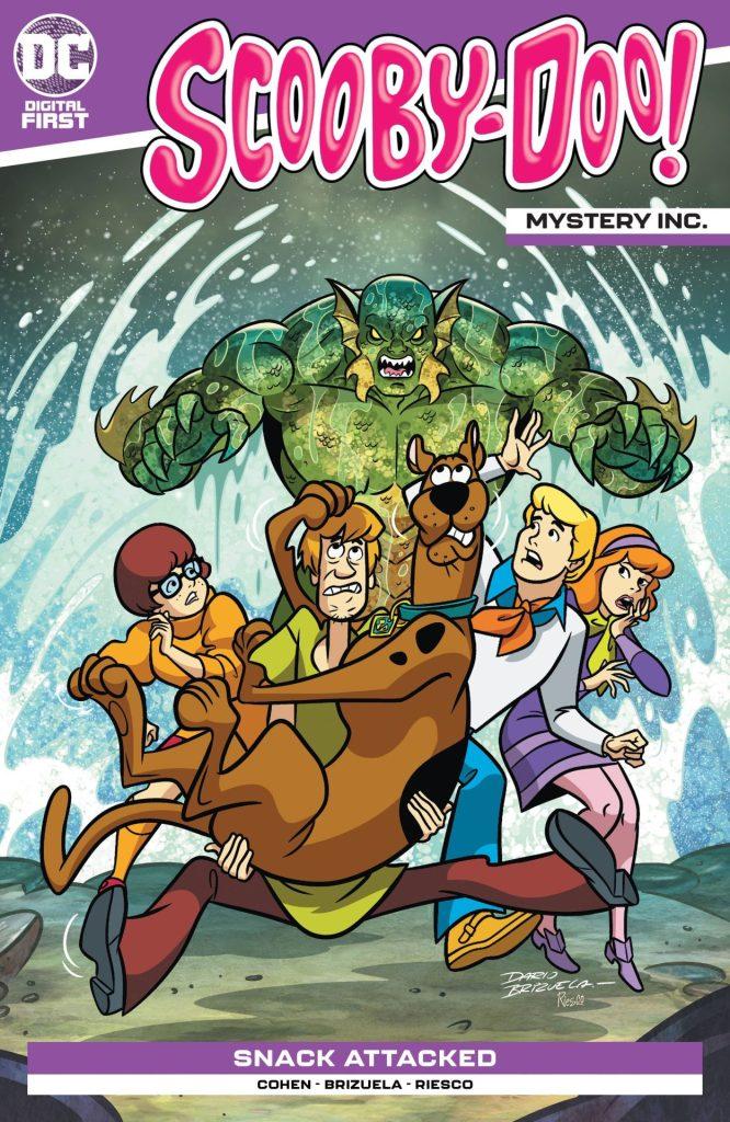 Scooby-Doo!: Mystery Inc. #1