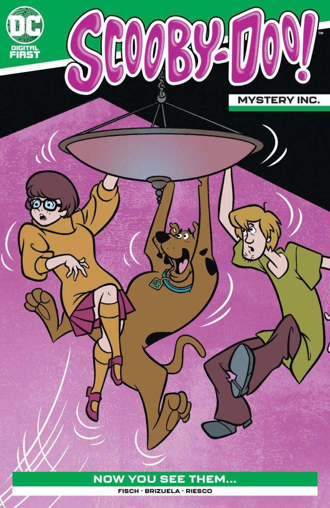 Scooby-Doo!: Mystery Inc. #2