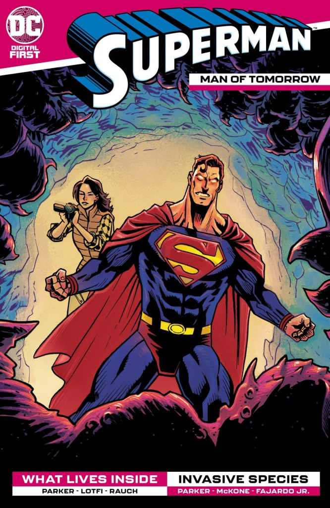 Superman: The Man of Tomorrow #9