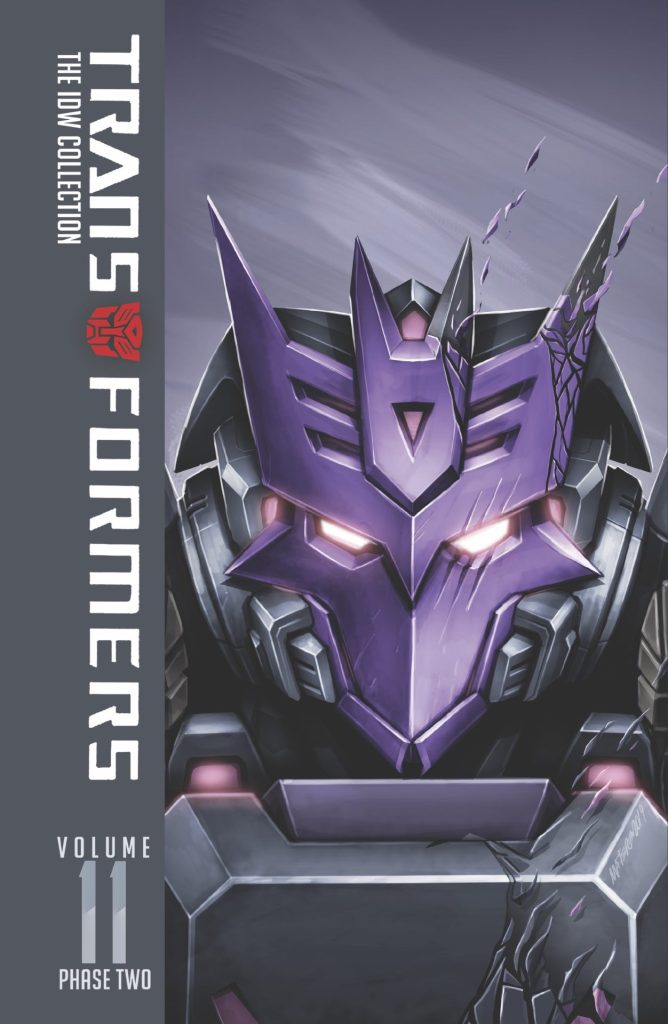 Transformers: The IDW Collection Phase 2 Vol. 11
