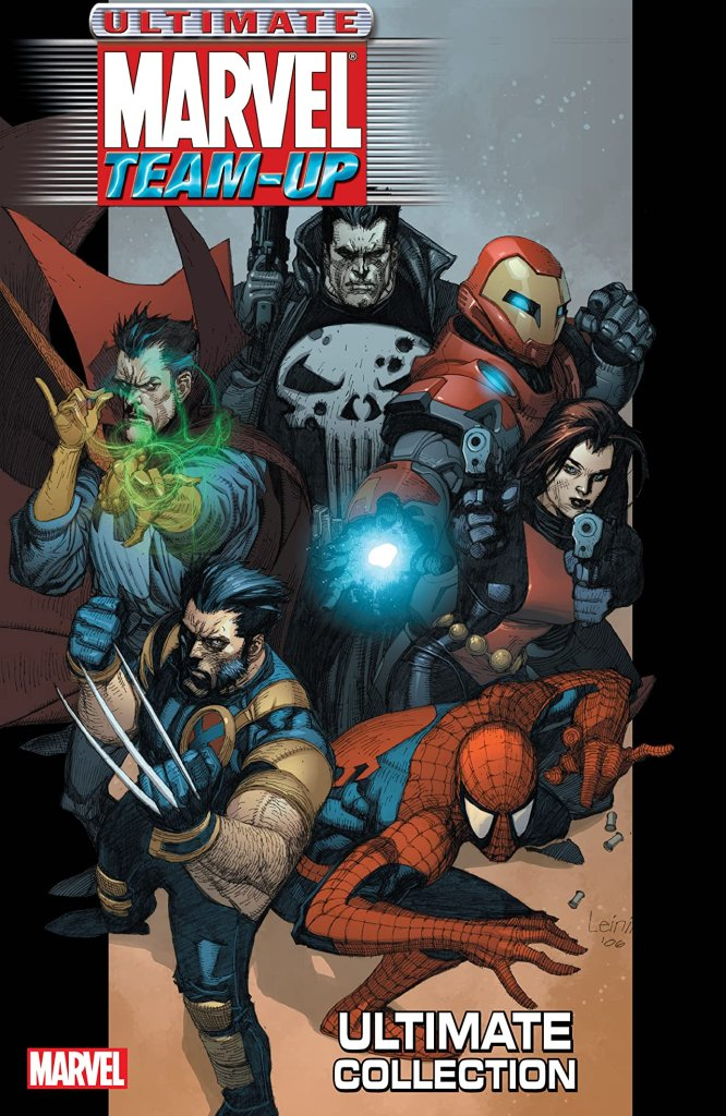 Ultimate Marvel Team-Up Ultimate Collection