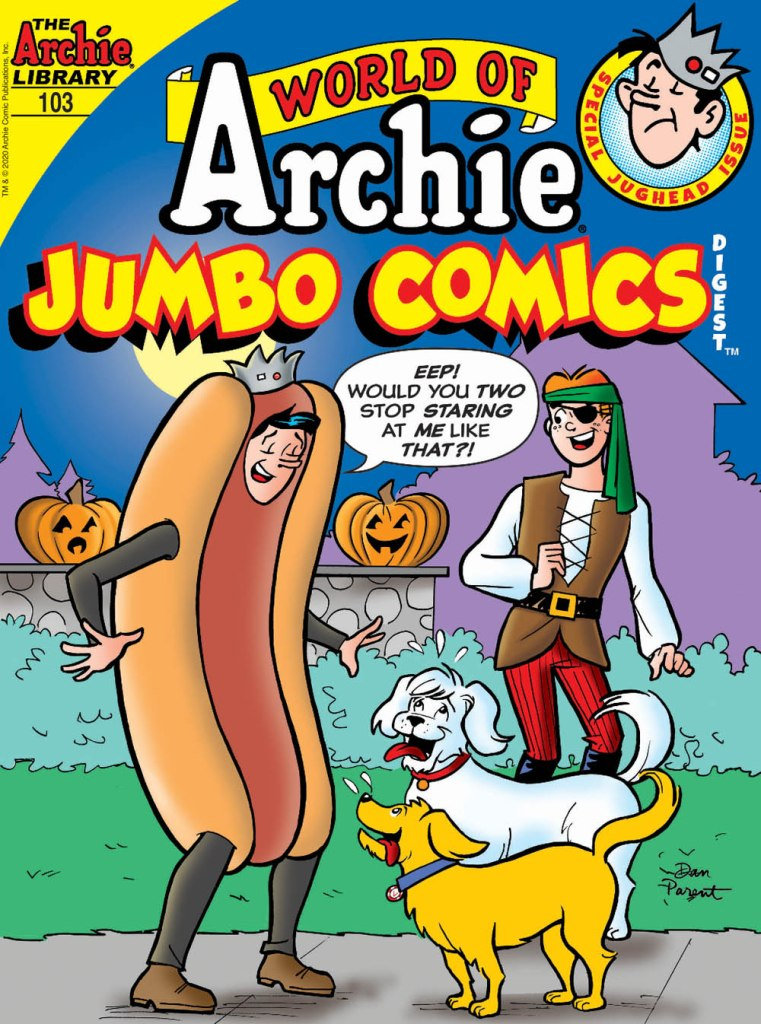 WORLD OF ARCHIE JUMBO COMICS DIGEST #103
