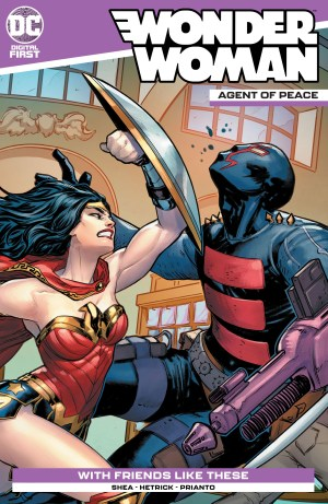 Wonder Woman: Agent of Peace #7