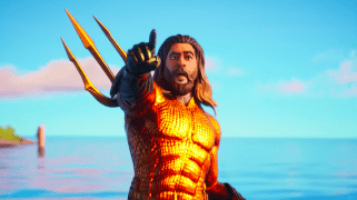 Fortnite Aquaman
