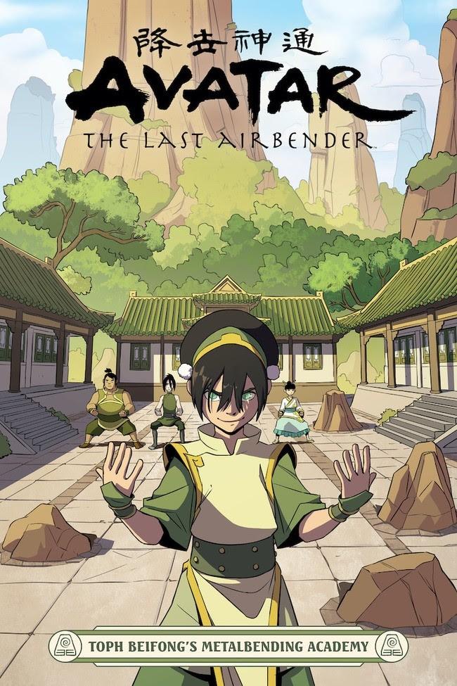 Avatar: The Last Airbender—Toph Beifong's Metalbending Academy