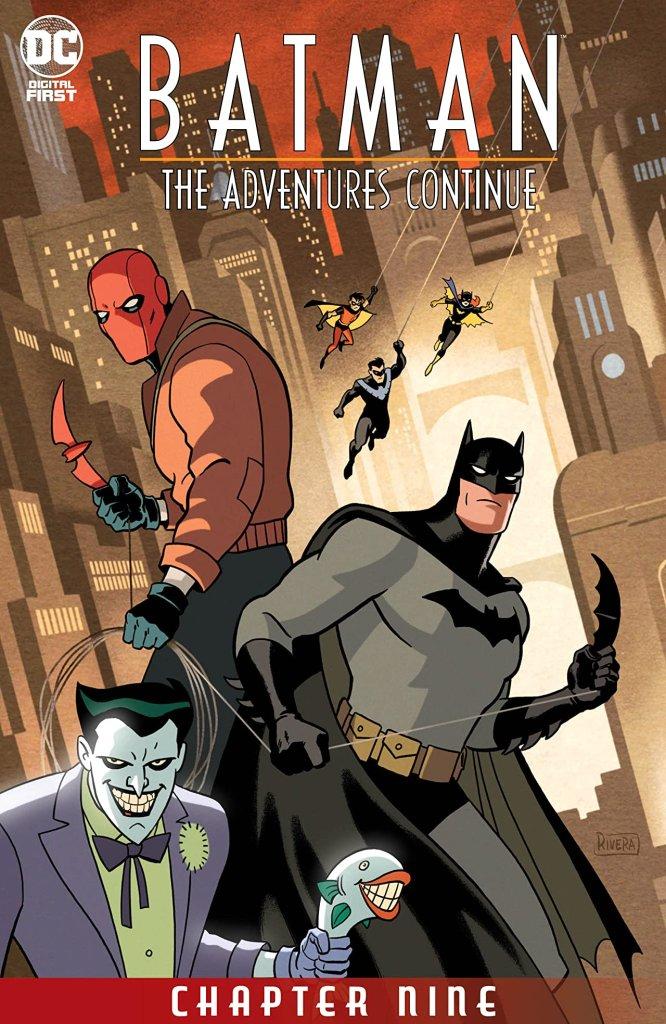 Batman: The Adventures Continue (2020-) #9