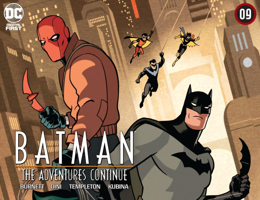 Batman: The Adventures Continue #9