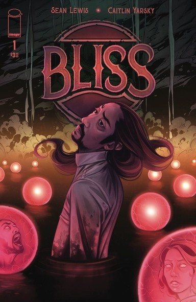 Bliss #1 title cover