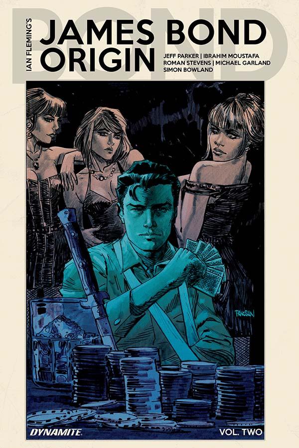 James Bond: Origin Vol. 2 HC