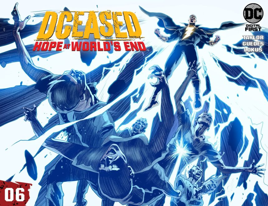 DCeased: Hope At World's End #6