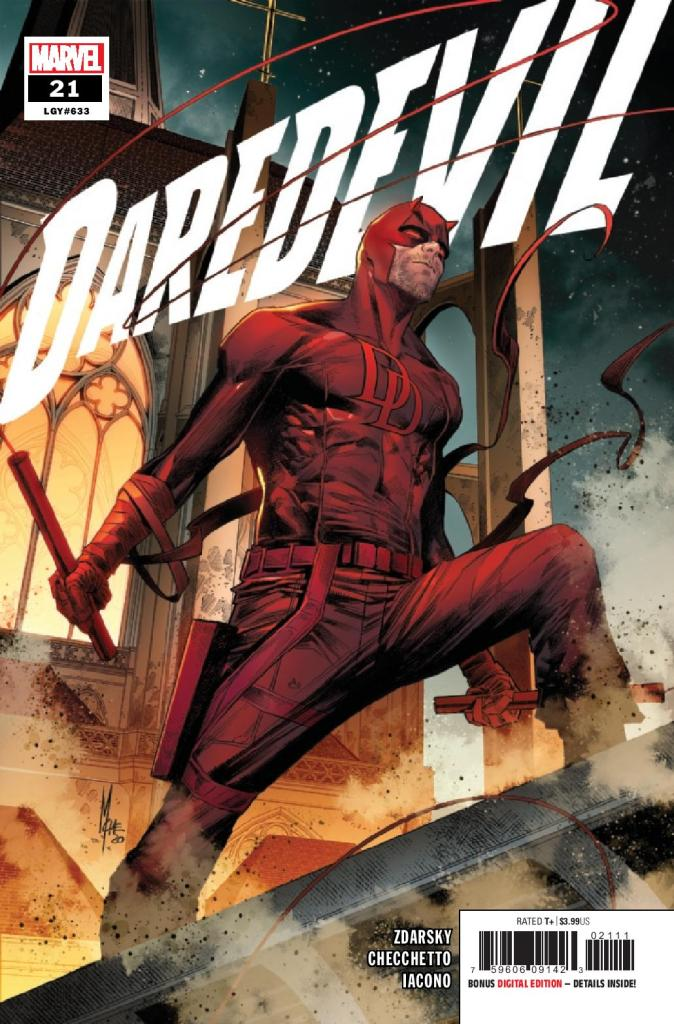 Preview: Daredevil #21 | Graphic Policy