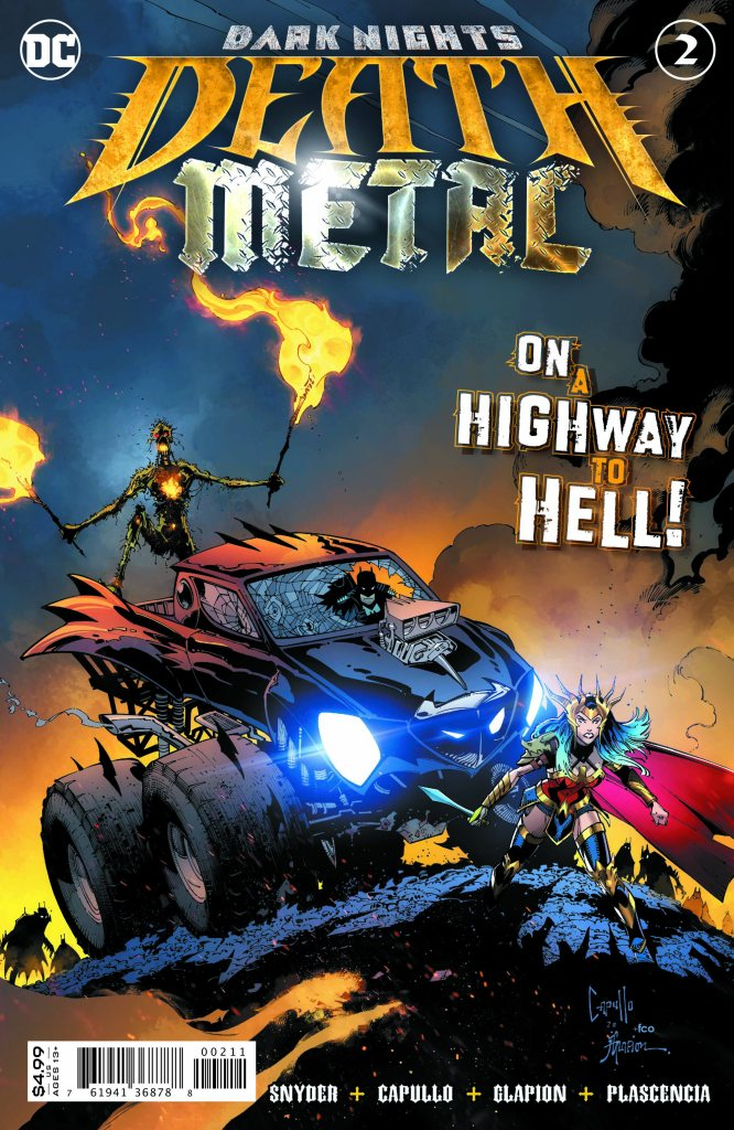 Dark Nights: Death Metal #2