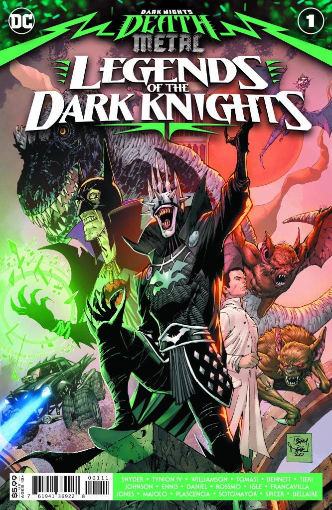 Dark Nights: Death Metal Legends of the Dark Nights #1